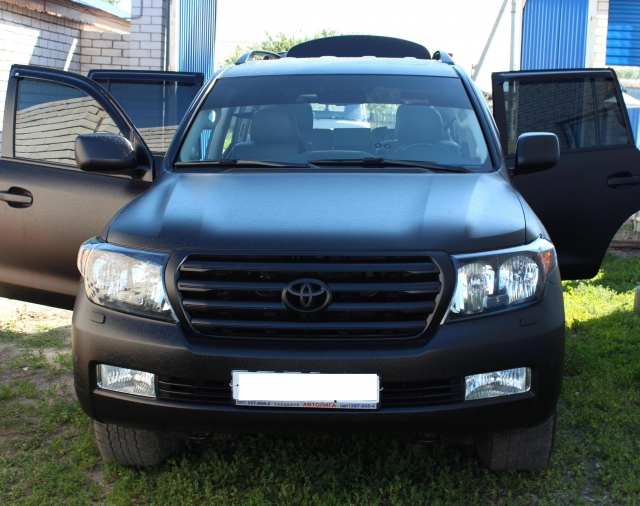 Продажа Toyota LAND-CRUISER в Казани